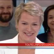 Élise Lucet : Larmes d'émotion pour son départ du 13h de France 2...