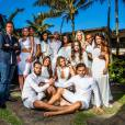Le casting réuni - Photos officielles des Anges 8 : Pacific Dream