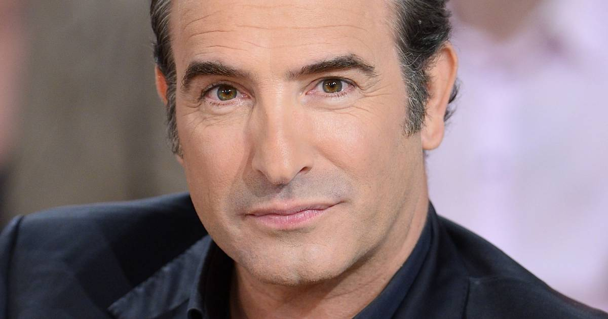 Jean dujardin enregistrement de l 39 mission vivement for Jean dujardin 30 ans