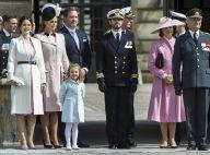 70 ans du roi de Suède : Carl Philip et Sofia à la fête, Estelle turbulente !