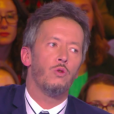 Jean-Luc Lemoine, dans  Touche pas à mon poste  sur D8, le lundi 2 mai 2016.