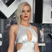 Jennifer Lawrence divine : Deux looks très sensuels pour X-Men
