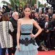 """Bianca Balti - Montée des marches du film """"Café Society"""" pour l'ouverture du 69ème Festival International du Film de Cannes. Le 11 mai 2016."""