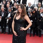 Géraldine Nakache enceinte : L'actrice dévoile son ventre rond à Cannes !