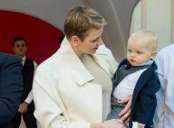 """Charlene de Monaco, """"maman à plein temps"""" : """"Je me prépare au cap des 2 ans"""""""