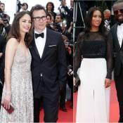 Cannes 2016: Bérénice Bejo, Maître Gims... En couple pour Spielberg et son Géant