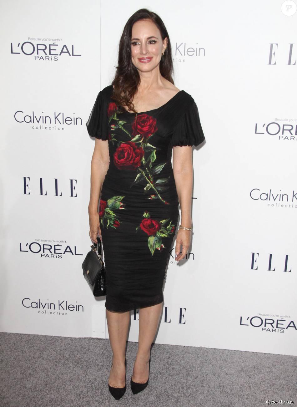 """Madeleine Stowe à la 22e soirée annuelle """"ELLE Women in Hollywood"""" à Beverly Hills le 20 octobre 2015"""