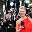 """Kate Moss - Montée des marches du film """"Loving"""" lors du 69ème Festival International du Film de Cannes. Le 16 mai 2016. © Borde-Jacovides-Moreau/Bestimage"""