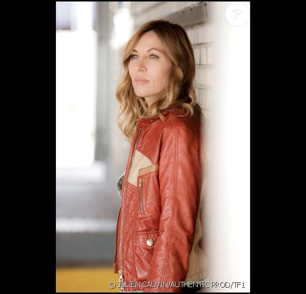 Mathilde Seigner dans la série à succès de TF1, Sam