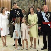 Letizia et Felipe d'Espagne : Inquiets pour Leonor et Sofia à la Zarzuela...