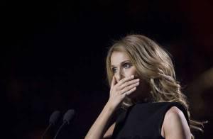 REPORTAGE PHOTOS : Céline Dion fond en larmes, sous le regard de sa mère et de son mari René !