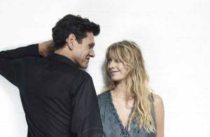 PHOTOS EXCLUSIVES : Sarah et Marc Lavoine, un couple top glamour pour La Redoute