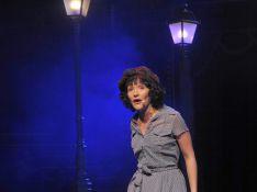 REPORTAGE PHOTOS : La femme d'Harold de la StarAc 8, Marie Orlandi... une formidable PIAF hier soir !