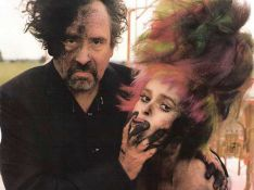 PHOTOS : Helena Bonham Carter et Tim Burton, deux apprentis-sorciers... amoureux !