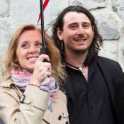 Lara Fabian et son mari Gabriel : Amusés par un inoubliable show folklo