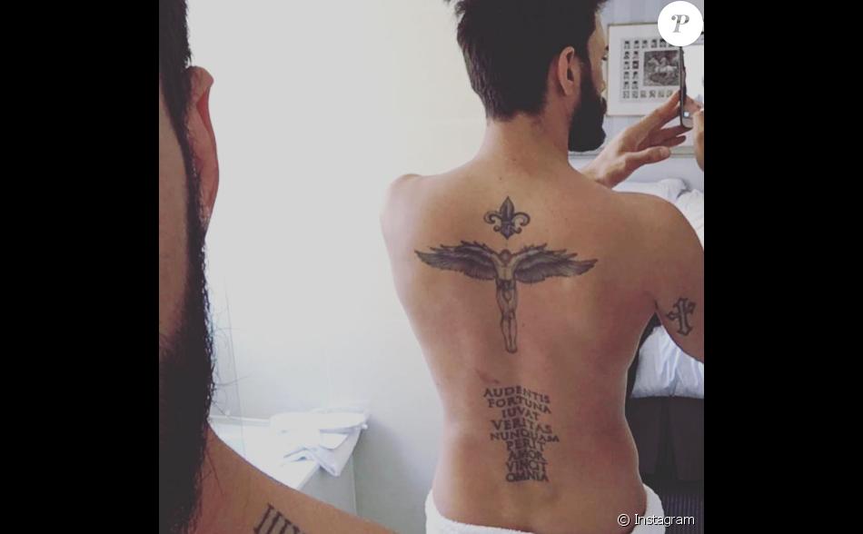 thomas vergara dévoile un mystérieux tatouage qui prédisait le