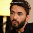 "Thomas Vergara dans ""50 min inside"" sur TF1. Le 29 mai 2016."