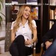 """Nabilla et Thomas évoquent leur désir d'enfant dans """"50 min inside"""" sur TF1. Le 29 mai 2016."""
