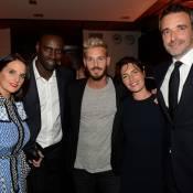 Omar Sy et Hélène, Alessandra Sublet et son mari : Couples glamour dans un écrin