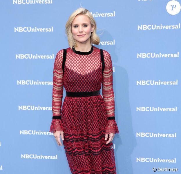 Kristen Bell à la soirée NBC Universal Upfront au Radio City Music Hall à New York le 16 mai 2016.