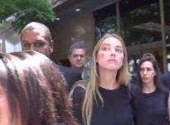 Johnny Depp violent ? Amber Heard, le visage tuméfié, dévoile des images choc