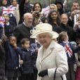 La reine Elizabeth, elle, est en forme !