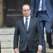 Obsèques d'André Rousselet : François Hollande et les membres de Canal+ réunis