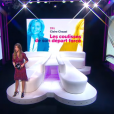 Ophélie Meunier présente Le Tube sur Canal+, le 12 septembre 2015
