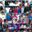 Album de famille de lamere, du frere et du neveu de Jennifer Hudson propose le jour de l'enterrement
