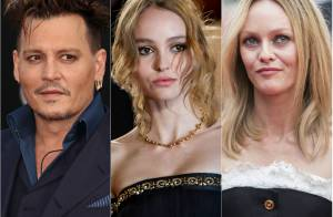 Lily-Rose Depp, Vanessa Paradis et Johnny Depp dans le même film !