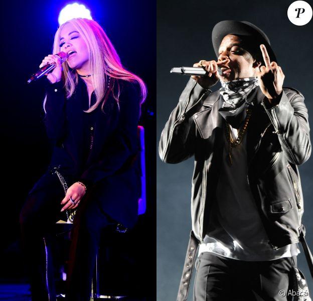 Rita Ora et Jay Z, séparés : la chanteuse britannique a officiellement quitté le label de son mentor, Roc Nation.