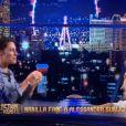 """Nabilla dans """"Action ou vérité"""" présentée par Alessandra Sublet sur TF1, le 10 juin 2016."""