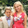 Reese Witherspoon et son fils Deacon lors de sa remise de diplôme. Photo publiée sur Instagram, le 9 juin 2016