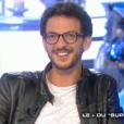 """Vincent Dedienne raconte comment sa mère lui a annoncé qu'il avait été adopté dans """"Salut les Terriens !"""", sur Canal+ samedi 11 juin 2016."""