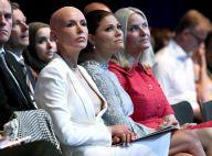 Victoria de Suède retrouve Mette-Marit, Daniel va à l'Euro avec Mme Ibrahimovic