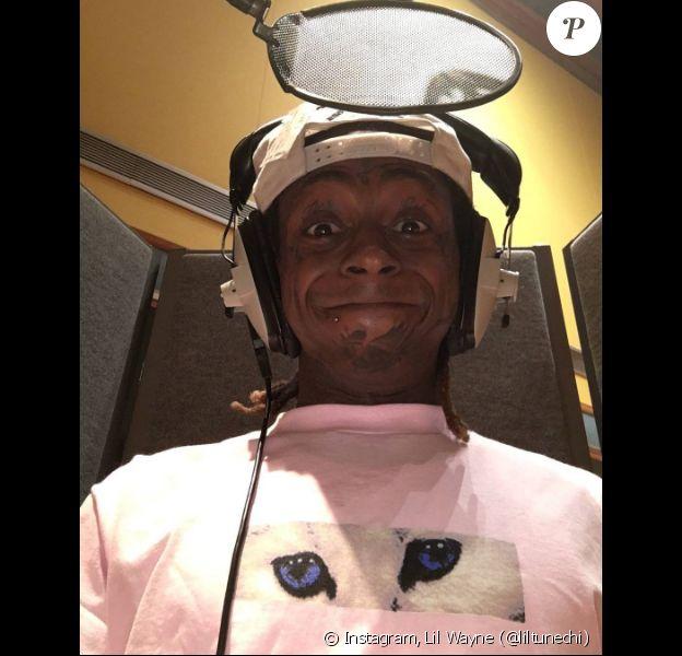 Photo de Lil Wayne publiée le 9 mai 2016.