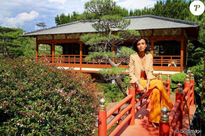 Rendez vous avec l 39 actrice sonia rolland dans le jardin for Le jardin japonais monaco