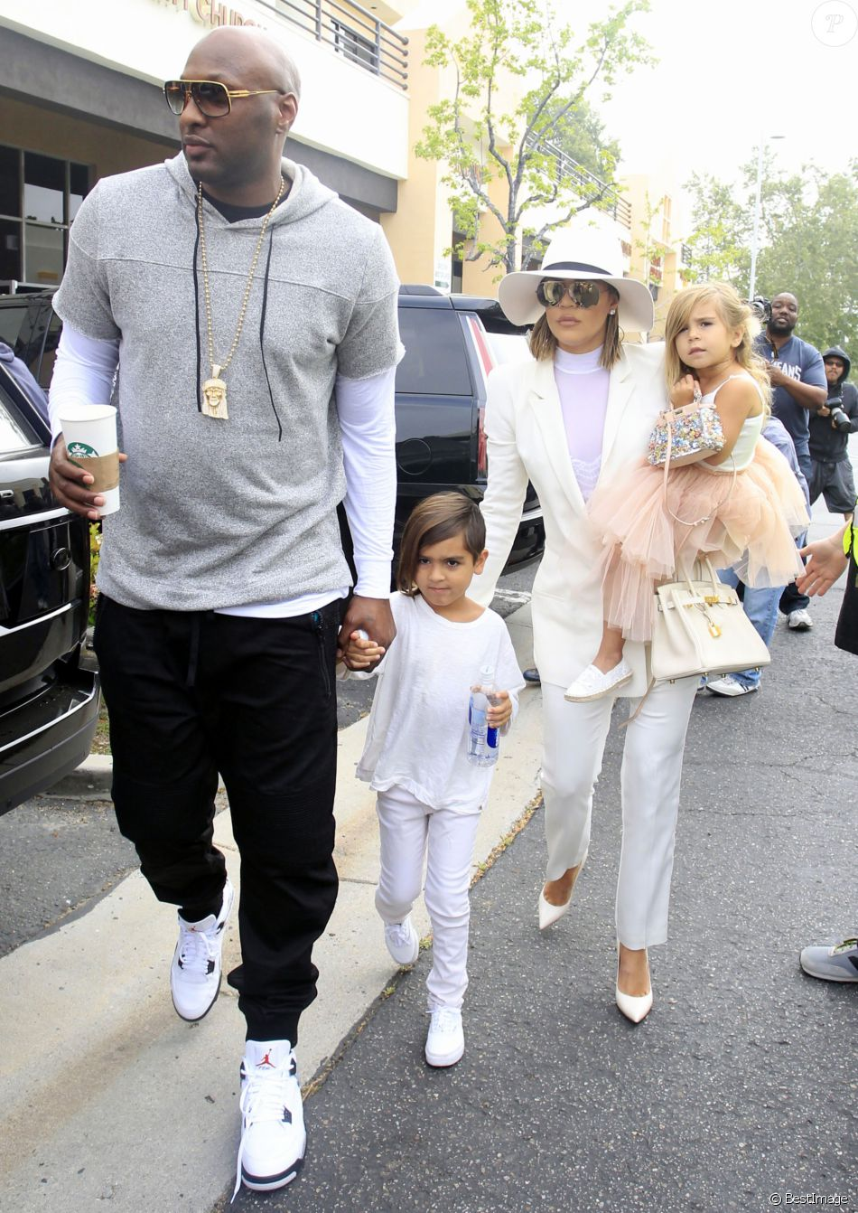 Khloé Kardashian  James Harden sur la touche Lamar Odom