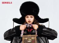 Selena Gomez : Craquante égérie pour Louis Vuitton