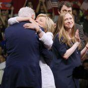 Chelsea Clinton a accouché : Bill et Hillary, grands-parents aux anges !