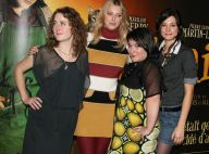REPORTAGE PHOTOS : Marilou Berry, entourée de Frédérique Bel et Josiane Balasko, se la joue très... Vilaine ! Mais c'est quoi ce look ?!