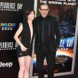"""Charlotte Gainsbourg, Jeff Goldblum- Avant-première du film """"Independence Day - Resurgence"""" au théâtre TCL Chinese à Hollywood, Californie, le 20 juin 2016."""
