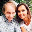 Karine Le Marchand, interviewée par Michel Houellebecq. Juin 2016.