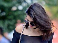 Kendall Jenner : Top transparent et seins percés, son loupé immortalisé