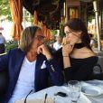 Photo de Mohamed et Bella Hadid publiée le 18 juin 2016.