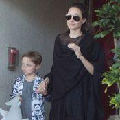 Angelina Jolie et Brad Pitt : Cache-cache à l'aéroport de Los Angeles