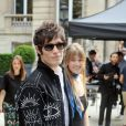 Jérémy Kapone et Stella Markertarrivent à l'hôtel Salomon de Rothschild pour assister au défilé Valentino. Paris, le 22 juin 2016. © Olivier Borde/Bestimage
