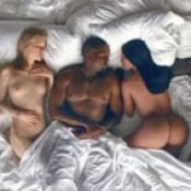 """Kanye West met à nu Taylor Swift, Rihanna et Donald Trump pour son clip """"Famous"""""""