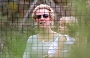 REPORTAGE PHOTOS : Britney Spears, son fils hors de danger... elle profite de ses garçons avant de se séparer d'eux !