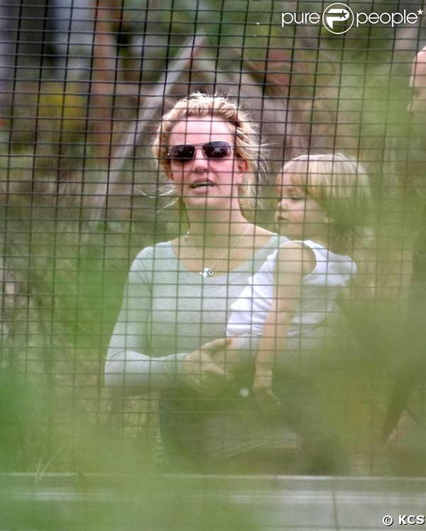 Britney Spears et Jayden